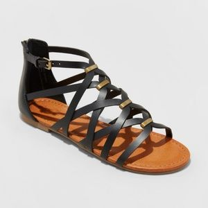 Universal Thread Women's Kerri Gladiator Sandals